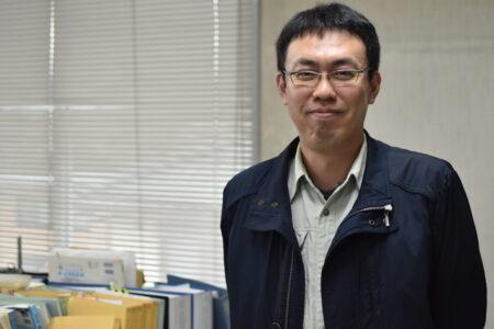 設計部部長 井田拓也